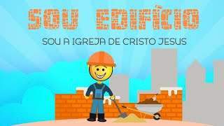 EBD infantojuvenil - Sou edifício, sou a igreja de Cristo - Pr. Filipe Barbosa - Episódio 25
