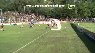 2012.06.10 HIGHLIGHTS OFC NATIONS CUP FINAL TAH vs NCL