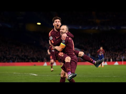Champions League: Chelsea-FC Barcelona (1-1)
