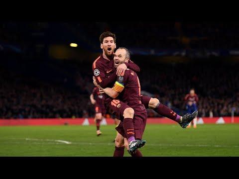 Champions League: Chelsea-FC Barcelona (1-1)