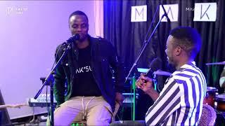Mak'sudi Interview (Pre-Streaming)