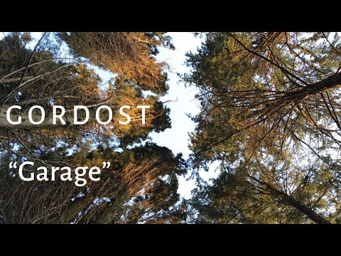 GARAGE By GORDOST (2020) Exclusive Music Vintage Vocal Acoustic Guitar Original Song Performing Live