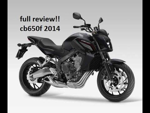 2014 2015 Honda CB650f Full Review