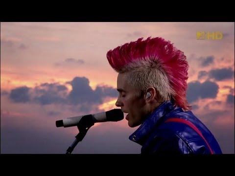30 Seconds To Mars - Search and Destroy (Rock Am Ring 2010)