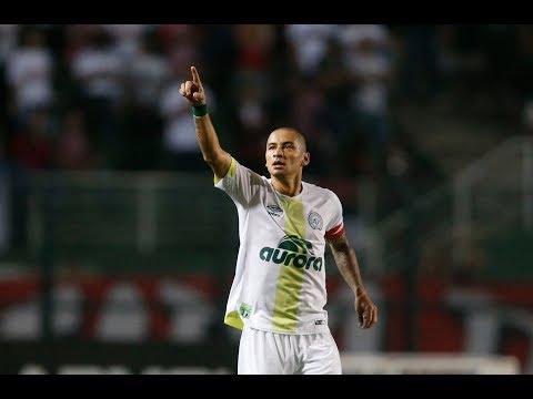 Gol de Wellington Paulista - São Paulo 2 x 2 Chapecoense - Narração de Fausto Favara
