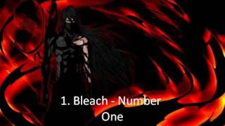 Repeat youtube video Top 15 Bleach Themes