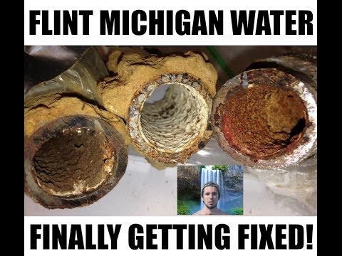 Flint Michigan FINALLY Gets Court Approval For Clean Water Pipes By 2020