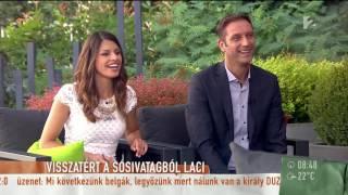 Ezért indult ismét útnak az extrém túrázó - tv2.hu/mokka