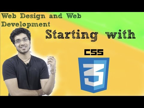 Starting With CSS3 | Web Design And Development | WDD4