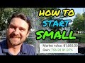 HOW to GROW a SMALL ACCOUNT | PENNY STOCK INVESTOR