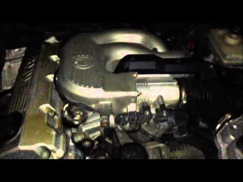 BMW 316i E36 M43 Motorsound
