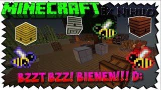 Minecraft EX NIHILO - #09 - BIENEN! und Bzz BZZZTT!! BZZZZ... | TheNodop