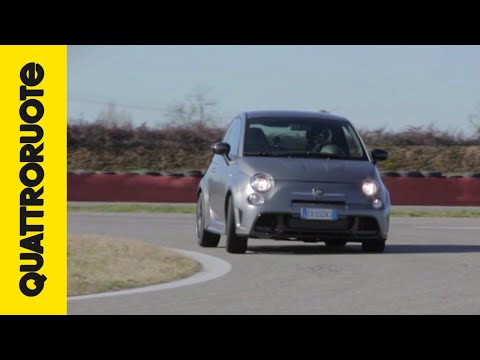 Abarth 695 Biposto Test Drive - Preview