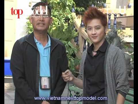 BTS - Top 3 VNTM 2011 Chụp Hình Bìa Herworld.flv