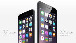 iPhone 6, iPhone 6 Plus et Apple Watch - résumé rapide du Keynote Apple 2014