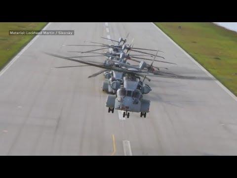 Bundeswehr: Deutschland will US-Hubschrauber