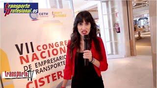 VII Congreso Nacional de Empresarios de Transporte en Cisternas, 2019
