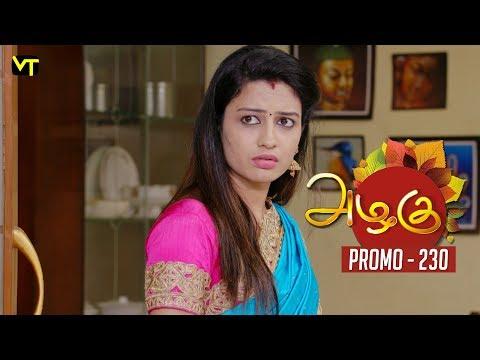 Azhagu Promo 21-08-2018 Sun Tv Serial Online