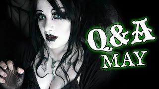 Marilyn Manson, Christian Goths, Work - Q & A! | Black Friday