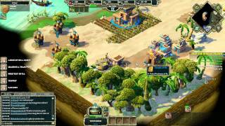 Age of Empires Online Egypt playthrough part 3: Bronze age