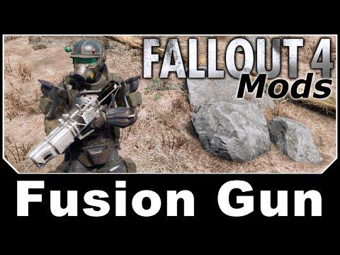 Fallout 4 Mods - Fusion Gun