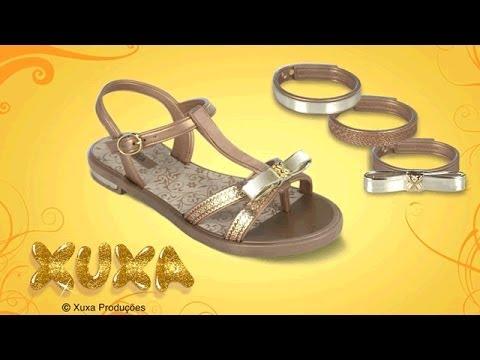 Comercial - Xuxa Top Fashion Grendene Kids - YouTube