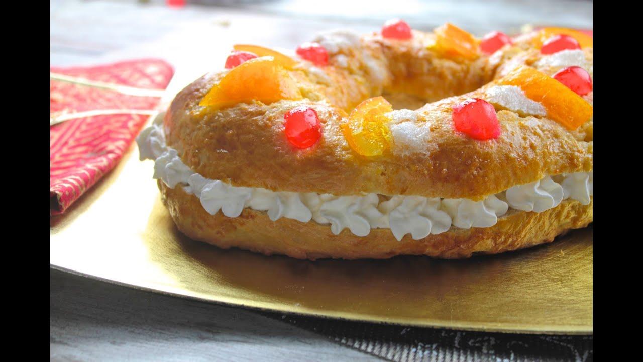 Tradicional Roscón De Reyes Youtube