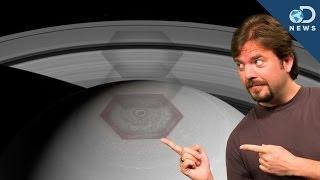Did Aliens Create Saturn's Hexagon?