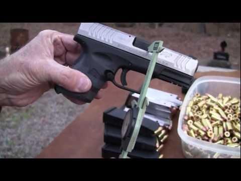 XDm 45 Compact VS Glock 30
