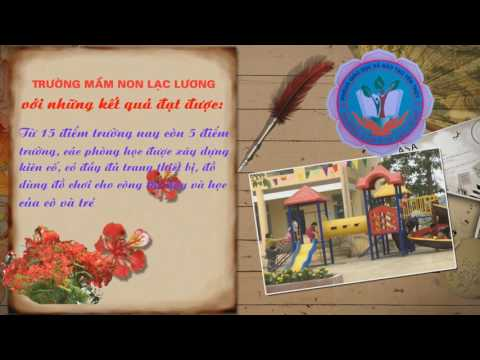Mam non Lac Luong dat chuan muc do 2( bai hat)