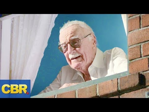 Marc 'The Cope' Coppola - Stan Lee Tribute. RIP 95 + All His Cameos In Film