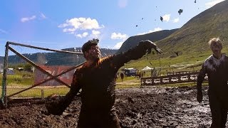 GoPro: Icelandic Mud Football