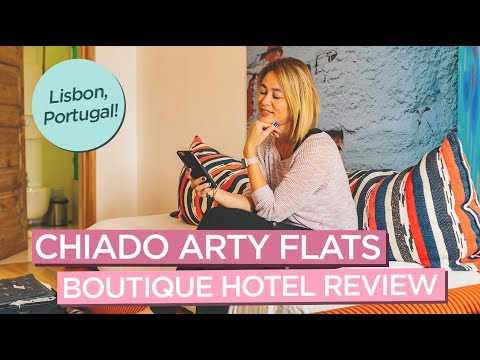 Where To Stay In Lisbon, Portugal: Chiado Arty Flats Boutique Hotel