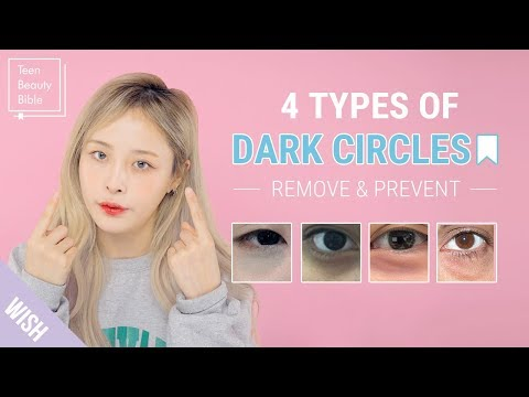 How to Remove Dark Circles Under Eyes Tips