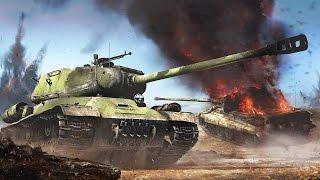 World of Tanks ПТ СУ-122-44. Легко фармить.