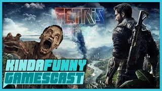 Tetris, Just Cause 4, Walking Dead Impressions - Kinda Funny Gamescast Ep. 195