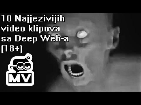 10 Najjezivijih video klipova sa Deep Web-a (18+)