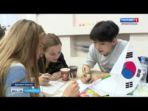 В Архангельске прошел ежегодный фестиваль «Welcome на Поморье»