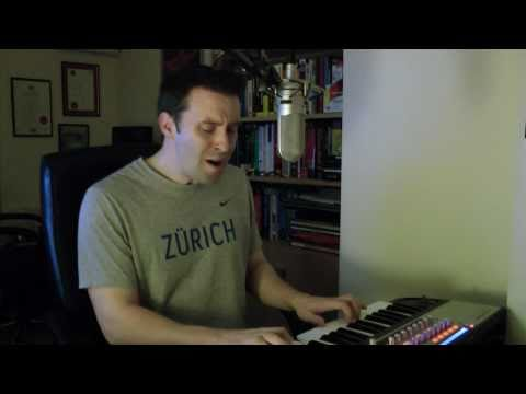 If I Ever Loved You (Justin Currie) - Cover by Adam Barker
