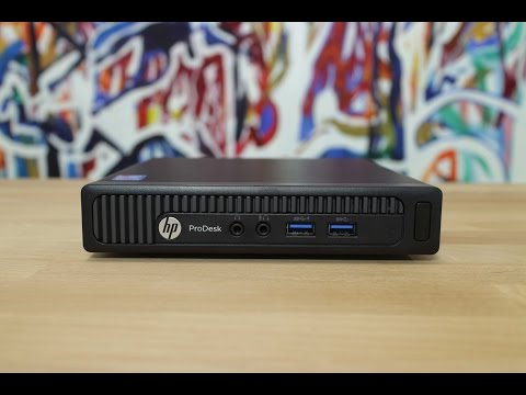 HP Mini PC For Business