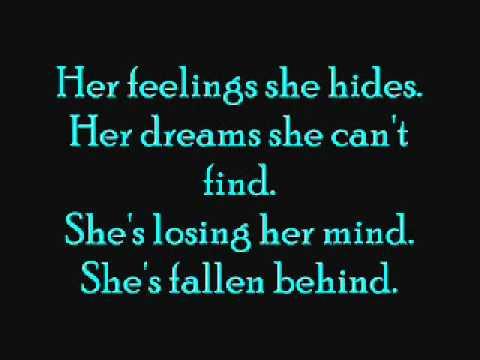Avril Lavigne- Nobody's Home w/ lyrics