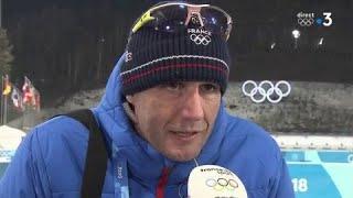 JO 2018 : Biathlon - Mass start Hommes / Stéphane Bouthiaux :