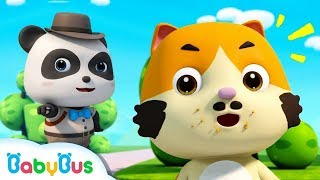 Bayi Panda Mencari Makanan Yang Hilang   Kumpulan Lagu Anak-anak Terbaru   BabyBus Bahasa Indonesia