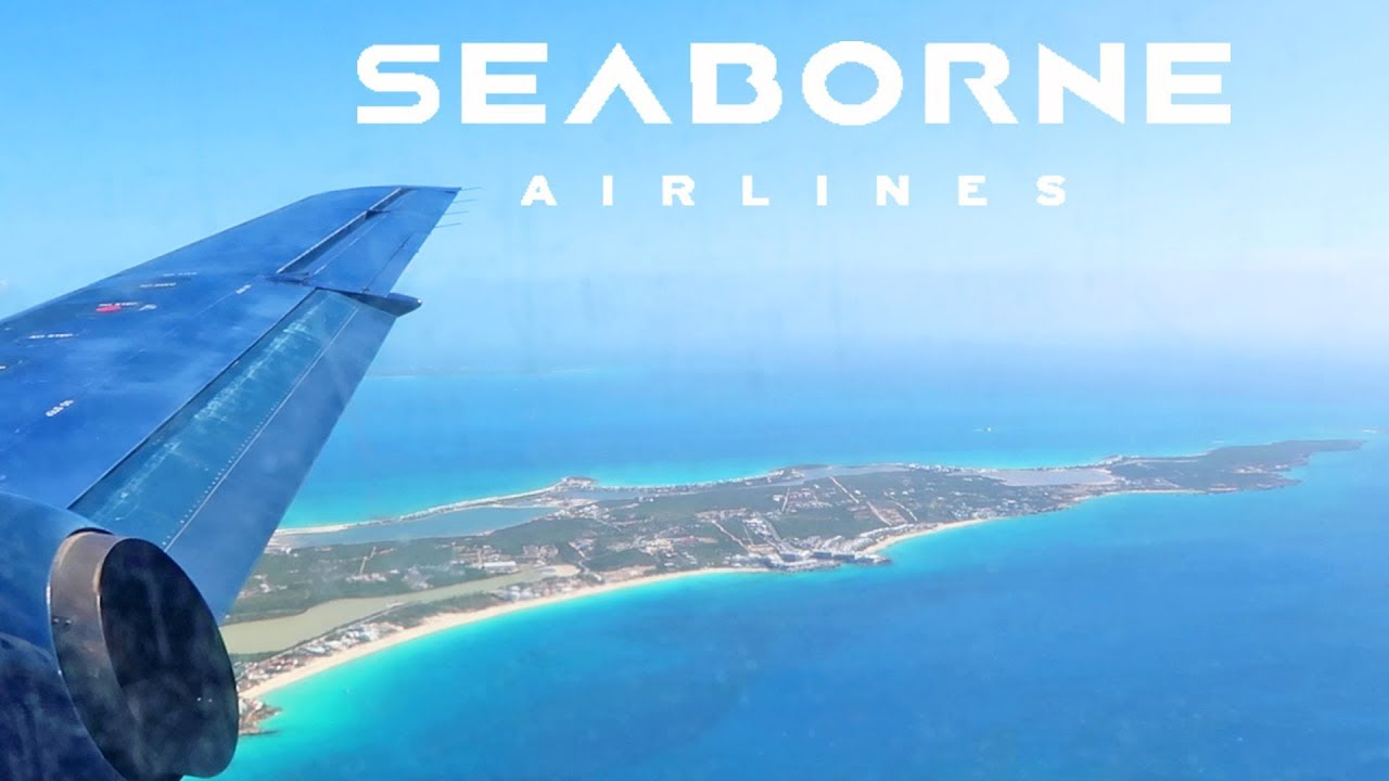 Seaborne Airlines Inside