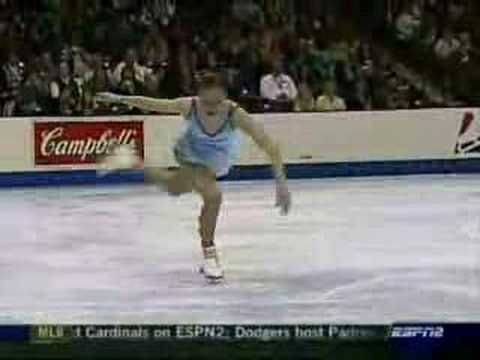 Kimmie Meissner 2007 US Nationals Short Program