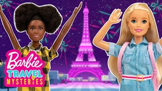 Barbie and Daisy Race to Paris to solve the Mystery   Barbie Travel Mysteries: Finale   Barbie