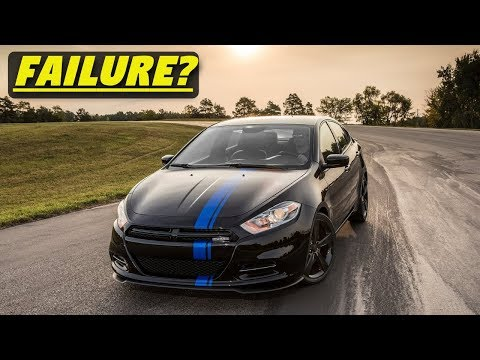 2013-2016 Dodge Dart - What Happened, Major Flaws, & Why It Got Cancelled