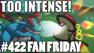 Super Intense! Pokemon Omega Ruby Alpha Sapphire WiFi Battle! Fan Fridays #422 George