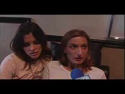 "iW VIDEO: Parker Posey & Zoe Cassavetes on ""Broken English"""