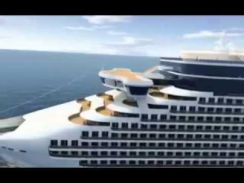 Carnival Pinnacle Fincantieri YouTube - Carnival cruise ship classes